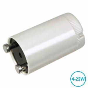 Arrancador P/ Lâmpadas Fluorescentes 4-22W - (04006)