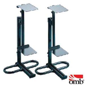 Suporte P/ Colunas Photon Preto 30kg Omb - (04010)
