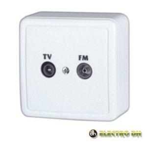 Tomada Encastrar TV/FM Edh - (10.518/SUP)