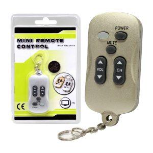 Mini Comando De Televisão Com Porta-Chaves - (10972)