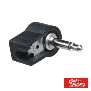 Ficha Jack Macho 3.5mm Mono - (11-6)