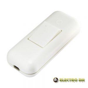 Interruptor De Passagem 2a 250v Branco Edh - (11.575/B)