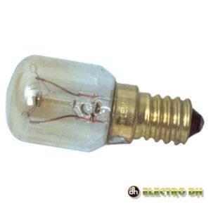 Lâmpada E14 15W 230V Frigorífico EDH - (12.640/15)