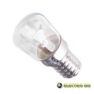 Lâmpada E14 15W 230V 300ºC P/Fornos EDH - (12.630)