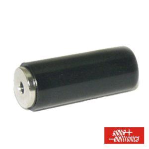 Ficha Jack Fêmea 2.5mm St P/ Soldar - (25-3)