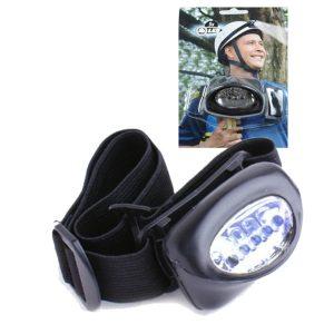 Lanterna De Cabeça 5 LEDS - (29701)