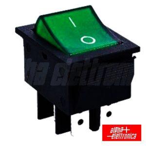 Interruptor Basculante 15a-250v Dpst On-Off - (320-008)