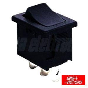 Comutador Miniatura 6a-250v Spdt On-On - (320-042)