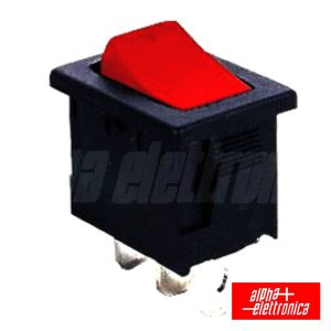 Comutador Miniatura 6a-250v Spdt On-On - (320-044)