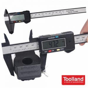 Peclise Digital 150mm TOOLLAND - (3472BPN)