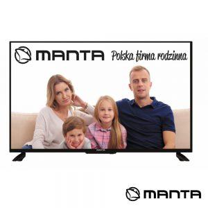 "TV DLED 39"" FullL HD 3 HDMI USB DVB-T/C 2 Colunas 8W MANTA - (39LHN120D)"