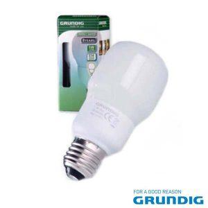 Lâmpada E27 5W=25W 230V Eco 200lm 2700k Grundig - (42169369)