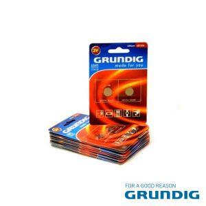Blister De 2 Pilhas Botão Cr1216 Grundig - (42170594)
