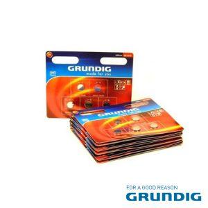 Blister De 5 Pilhas Botão Cr1216 Grundig - (42170600)