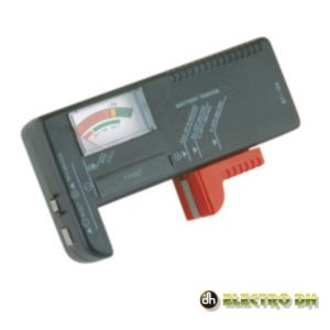 Testador De Baterias Universal EDH - (50.450)