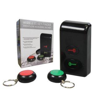 Conjunto De 2 Porta-Chaves E Receptor C/Detetor - (50927)