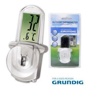Termómetro Digital Exterior Grundig - (51011)