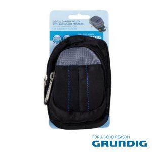 Bolsa P/ Câmara 2 Fechos Grundig - (51457)
