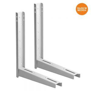 Suportes Ar-Condicionado 50x50cm Branco - (66051)