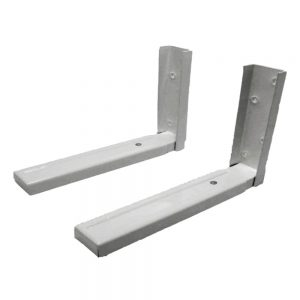 Suporte Microondas 305x450mm 40kg Branco - (66053)