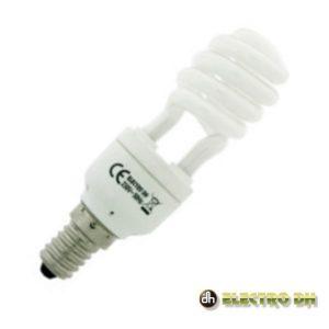 Lâmpada E14 9W=45W 230V Eco Espiral 440lm 3200k Edh - (80.400/9/CAL)