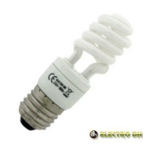 Lâmpada E27 5W=25W 230V Eco Espiral 6400k Edh - (80.405/5/DIA)