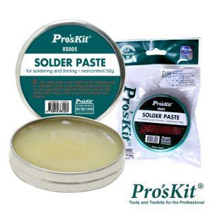 Pasta De Soldar 50gr PROSKIT - (8S005)