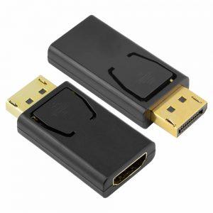 Adaptador Displayport Macho / HDMI Fêmea - (93-571)