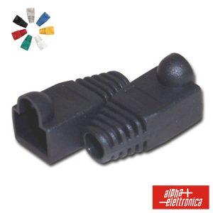 Capa Protectora P/ Conector RJ45 Preto - (94-925N)