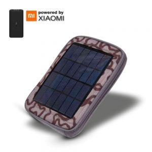 Bolsa Transporte C/ Painel Solar E Powerbank 10000mAh Xiaomi - (AB200)