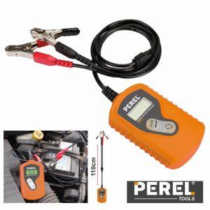 Testador De Baterias Automóvel 12V Perel - (ABA12)