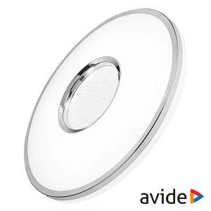 Aplique LED Redondo 24W 350mm 4000K 2100lm Eris AVIDE - (ACLO38NW-24W-ERI)