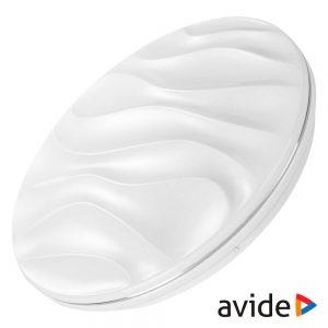 Aplique LED Redondo 24W 380mm 4000K 2100lm Selene AVIDE - (ACLO38NW-24W-SEL)