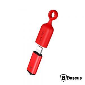 Adaptador Ir P/ Iphone 8p Controlo Remoto TV Vermelho BASEUS - (ACLR01-09)