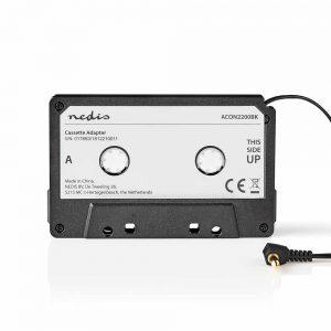 Adaptador p/ Cassetes Macho de 3
