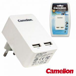 Alimentador Compacto Comutado 2 USB 5v 3.4a - (AD569)
