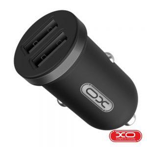 Adaptador Ficha Isqueiro 12/24V USB 5V 2.1A XO - (CC18/BK)