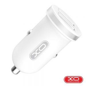 Adaptador Ficha Isqueiro 12/24V USB 5V 2.1A XO - (CC18/WH)