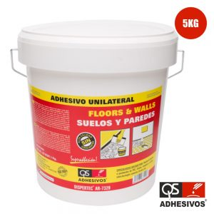 Adesivo P/ Pavimentos E Paredes 5kg Qs - (AR7329-2)