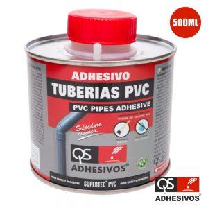 Adesivo P/ Tubos E Conexões Pvc Rígido 500ml Qs - (SUPERTEC-PVC-LT1)