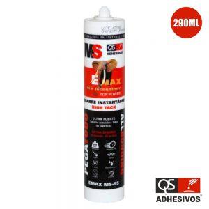 Adesivo Selante Ms Branco Ultra-Forte 290ml Qs - (E-MAX-MS55)