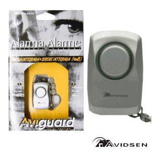 Alarme Pessoal 95db Avidsen - (AE100212)