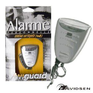 Alarme Pessoal 95db Avidsen - (AE100214)