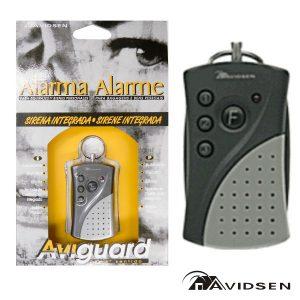 Alarme P/ Bagagens E Bens Pessoais Avidsen - (AE100220)