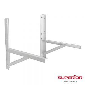 Suportes Ar-Condicionado 80kg Branco - (AIR-FIX)