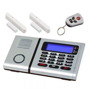 Alarme C/ Sensor Movimentos ALECTO - (DA-200)