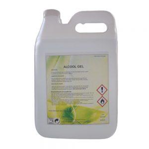 Álcool Gel Desinfetante de Mãos 5 Litros - (GDM5000ML)