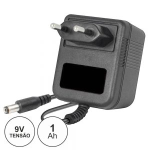 Alimentador AC-AC 9V 1A - (ALM081)
