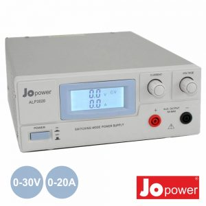 Fonte De Alimentação Digital 0-30V / 0-20a JOPOWER - (ALP3020)