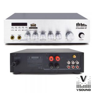 Amplificador 220V 60W MP3/USB/SD VSOUND - (VSPA60USE)
